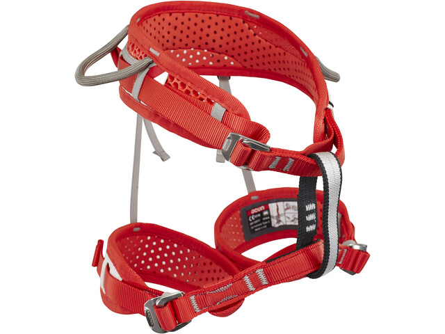 Ocun WeBee Harness Kids red